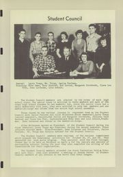 Page 11, 1951 Edition, Reinbeck High School - Smar Yearbook (Reinbeck, IA) online yearbook collection