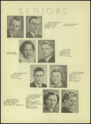Page 10, 1942 Edition, Lake City High School - Whirlwind Yearbook (Lake City, IA) online yearbook collection