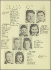Page 11, 1942 Edition, Lake City High School - Whirlwind Yearbook (Lake City, IA) online yearbook collection