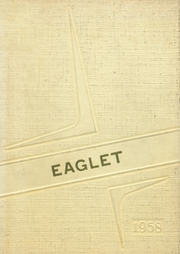 1958 Edition, Marcus High School - Eaglet Yearbook (Marcus, IA)