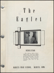 Page 5, 1958 Edition, Marcus High School - Eaglet Yearbook (Marcus, IA) online yearbook collection