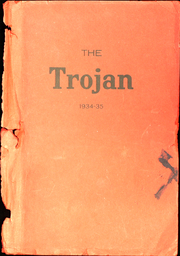 Page 1, 1935 Edition, Essex High School - Trojan Yearbook (Essex, IA) online yearbook collection