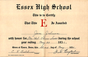 Page 5, 1935 Edition, Essex High School - Trojan Yearbook (Essex, IA) online yearbook collection