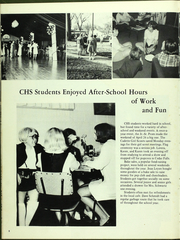 Page 11, 1968 Edition, Clarksville High School - Tomahawk Yearbook (Clarksville, IA) online yearbook collection