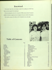 Page 7, 1968 Edition, Clarksville High School - Tomahawk Yearbook (Clarksville, IA) online yearbook collection