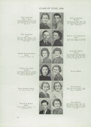 Page 12, 1938 Edition, Franklin High School - Key Yearbook (Cedar Rapids, IA) online yearbook collection