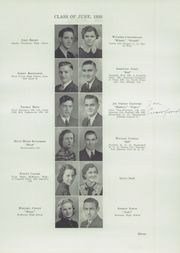 Page 13, 1938 Edition, Franklin High School - Key Yearbook (Cedar Rapids, IA) online yearbook collection