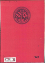 1943 Edition, Franklin High School - Key Yearbook (Cedar Rapids, IA)