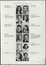 Page 11, 1944 Edition, Franklin High School - Key Yearbook (Cedar Rapids, IA) online yearbook collection