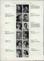 Page 12, 1944 Edition, Franklin High School - Key Yearbook (Cedar Rapids, IA) online yearbook collection