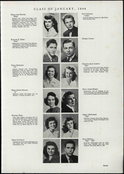 Page 13, 1944 Edition, Franklin High School - Key Yearbook (Cedar Rapids, IA) online yearbook collection