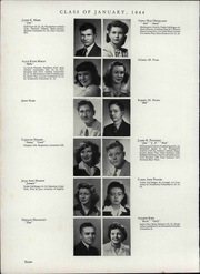 Page 14, 1944 Edition, Franklin High School - Key Yearbook (Cedar Rapids, IA) online yearbook collection