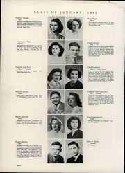 Page 10, 1945 Edition, Franklin High School - Key Yearbook (Cedar Rapids, IA) online yearbook collection