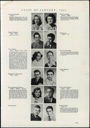 Page 11, 1945 Edition, Franklin High School - Key Yearbook (Cedar Rapids, IA) online yearbook collection