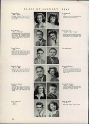 Page 12, 1945 Edition, Franklin High School - Key Yearbook (Cedar Rapids, IA) online yearbook collection