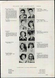 Page 13, 1945 Edition, Franklin High School - Key Yearbook (Cedar Rapids, IA) online yearbook collection