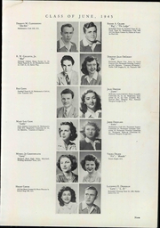 Page 15, 1945 Edition, Franklin High School - Key Yearbook (Cedar Rapids, IA) online yearbook collection