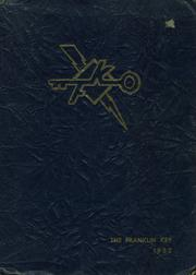 1952 Edition, Franklin High School - Key Yearbook (Cedar Rapids, IA)