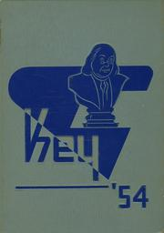 1954 Edition, Franklin High School - Key Yearbook (Cedar Rapids, IA)