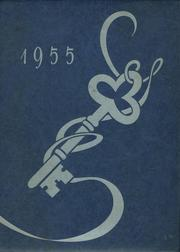 1955 Edition, Franklin High School - Key Yearbook (Cedar Rapids, IA)