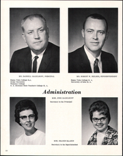 Page 14, 1967 Edition, Arweva High School - Arrow Yearbook (Westside, IA) online yearbook collection