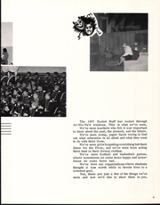 Page 9, 1967 Edition, Arweva High School - Arrow Yearbook (Westside, IA) online yearbook collection