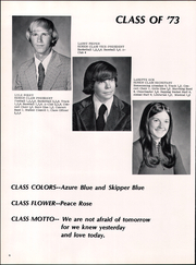 Page 10, 1973 Edition, Arweva High School - Arrow Yearbook (Westside, IA) online yearbook collection