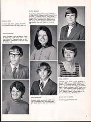 Page 13, 1973 Edition, Arweva High School - Arrow Yearbook (Westside, IA) online yearbook collection