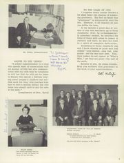 Page 11, 1956 Edition, Prairie City High School - Plainsman Yearbook (Prairie City, IA) online yearbook collection