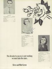 Page 15, 1956 Edition, Prairie City High School - Plainsman Yearbook (Prairie City, IA) online yearbook collection