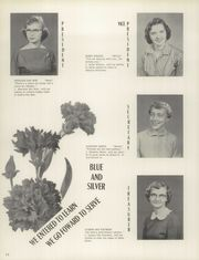 Page 16, 1957 Edition, Prairie City High School - Plainsman Yearbook (Prairie City, IA) online yearbook collection