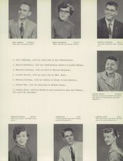 Page 17, 1957 Edition, Prairie City High School - Plainsman Yearbook (Prairie City, IA) online yearbook collection