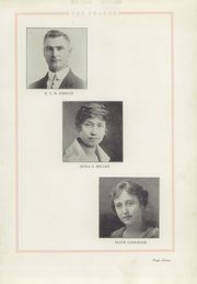 Page 13, 1921 Edition, Beaman Conrad High School - Trojan Yearbook (Conrad, IA) online yearbook collection