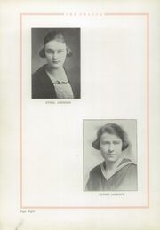 Page 14, 1921 Edition, Beaman Conrad High School - Trojan Yearbook (Conrad, IA) online yearbook collection