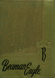 1952 Edition, Beaman Conrad High School - Trojan Yearbook (Conrad, IA)