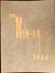 1944 Edition, John R Mott High School - Mir Or Yearbook (Postville, IA)