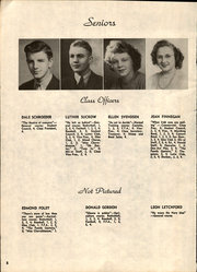 Page 10, 1945 Edition, John R Mott High School - Mir Or Yearbook (Postville, IA) online yearbook collection