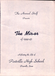 Page 3, 1945 Edition, John R Mott High School - Mir Or Yearbook (Postville, IA) online yearbook collection