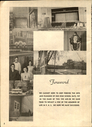 Page 4, 1945 Edition, John R Mott High School - Mir Or Yearbook (Postville, IA) online yearbook collection