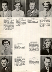 Page 14, 1950 Edition, John R Mott High School - Mir Or Yearbook (Postville, IA) online yearbook collection
