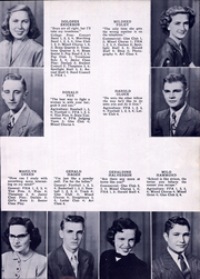 Page 15, 1950 Edition, John R Mott High School - Mir Or Yearbook (Postville, IA) online yearbook collection