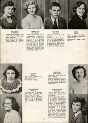Page 16, 1950 Edition, John R Mott High School - Mir Or Yearbook (Postville, IA) online yearbook collection
