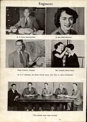Page 6, 1950 Edition, John R Mott High School - Mir Or Yearbook (Postville, IA) online yearbook collection