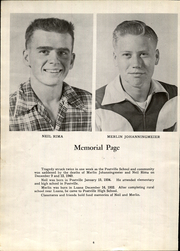 Page 8, 1950 Edition, John R Mott High School - Mir Or Yearbook (Postville, IA) online yearbook collection