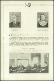 Page 10, 1938 Edition, Lincoln High School - Torch Yearbook (Webster City, IA) online yearbook collection