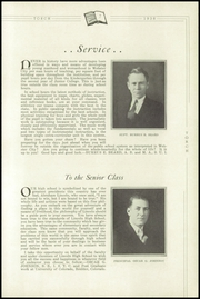 Page 11, 1938 Edition, Lincoln High School - Torch Yearbook (Webster City, IA) online yearbook collection
