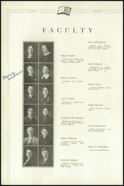 Page 12, 1938 Edition, Lincoln High School - Torch Yearbook (Webster City, IA) online yearbook collection