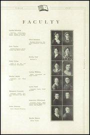 Page 13, 1938 Edition, Lincoln High School - Torch Yearbook (Webster City, IA) online yearbook collection