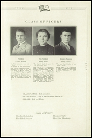 Page 17, 1938 Edition, Lincoln High School - Torch Yearbook (Webster City, IA) online yearbook collection