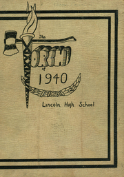 Page 1, 1940 Edition, Lincoln High School - Torch Yearbook (Webster City, IA) online yearbook collection